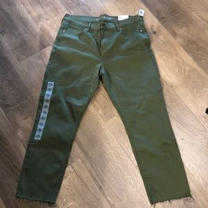 🔥NWT🔥Price Drop 🔥🔥Straight Mid-rise pants